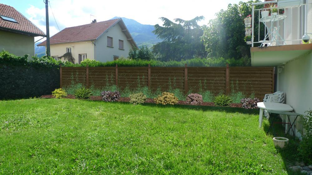 Requalification d'un jardin